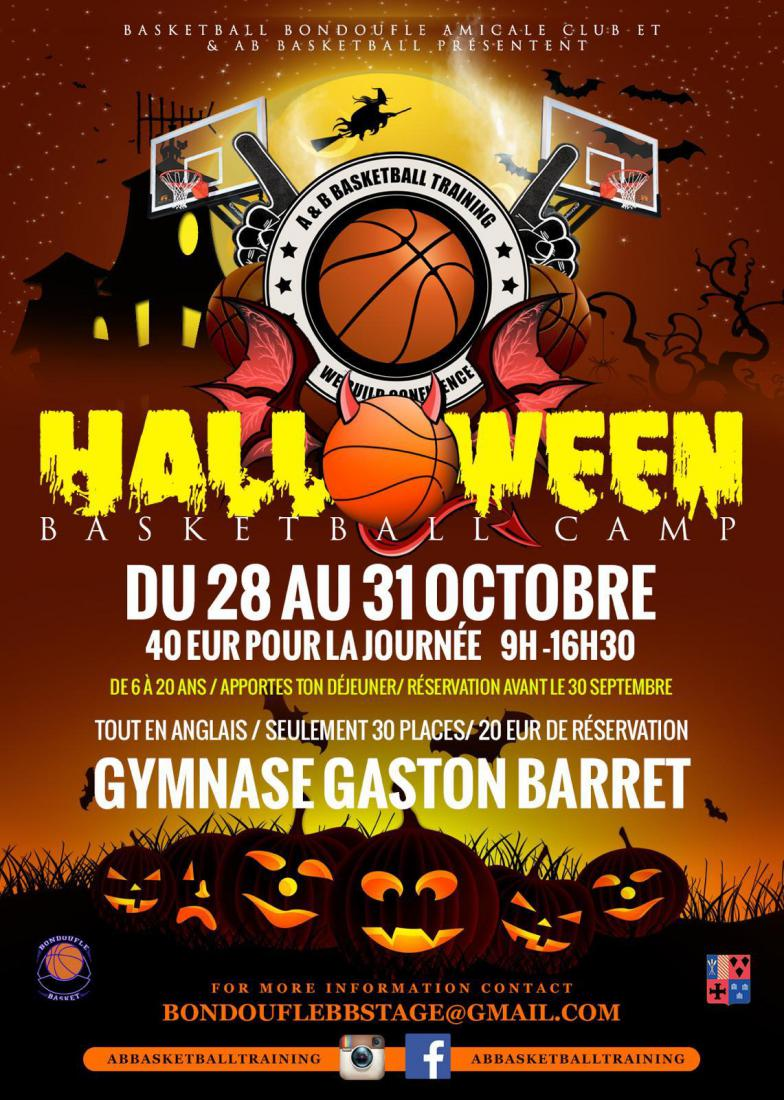 Stage d'automne de basketball