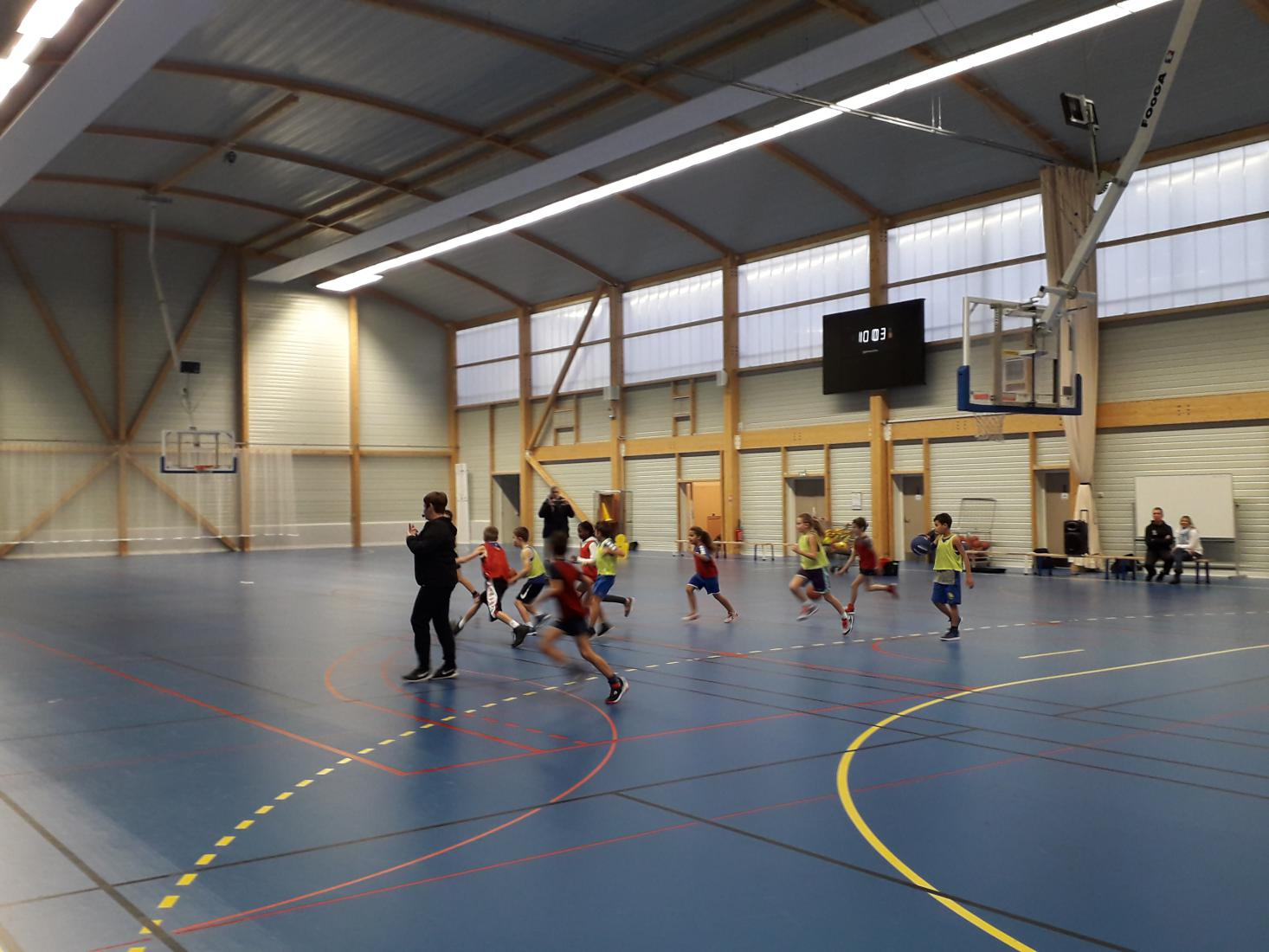Forum du mini basket