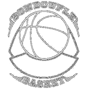 Logo Bondoufle Amical Club Basketball